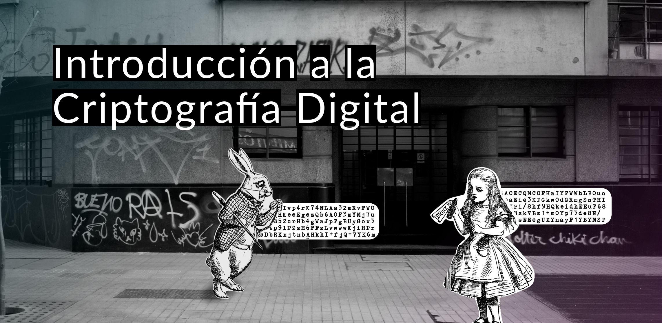 Alicia Conejor Criptografía Digital